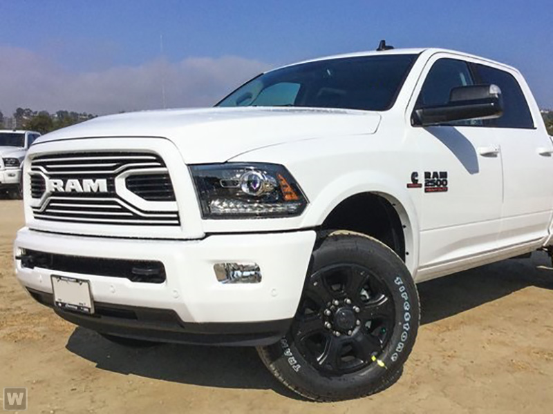 2018 Ram 2500 Crew Cab 4x4 Pickup #82D370 - photo 1