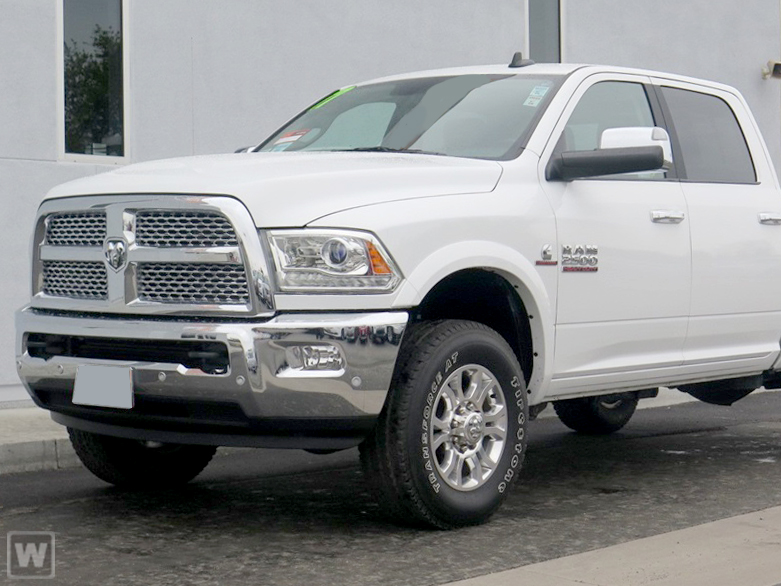 2018 Ram 2500 Crew Cab 4x4,  Pickup #ND7838 - photo 1
