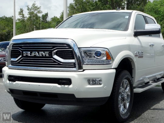 2018 Ram 2500 Crew Cab 4x4,  Pickup #D8-14301 - photo 1