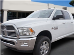 2018 Ram 2500 Mega Cab 4x4, Pickup #B207757N - photo 1