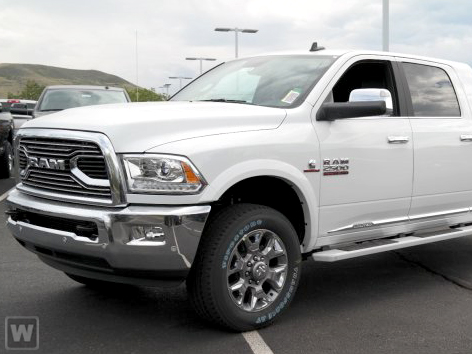 2018 Ram 2500 Mega Cab 4x4,  Pickup #315730 - photo 1