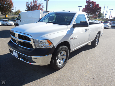 2018 Ram 1500 Regular Cab 4x4, Pickup #272511 - photo 1
