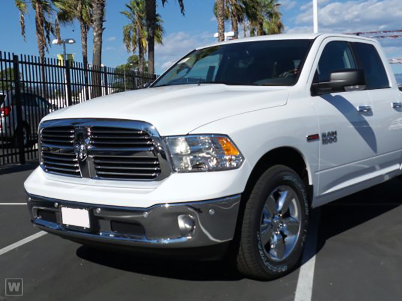 2018 Ram 1500 Quad Cab 4x4,  Pickup #R61232 - photo 1