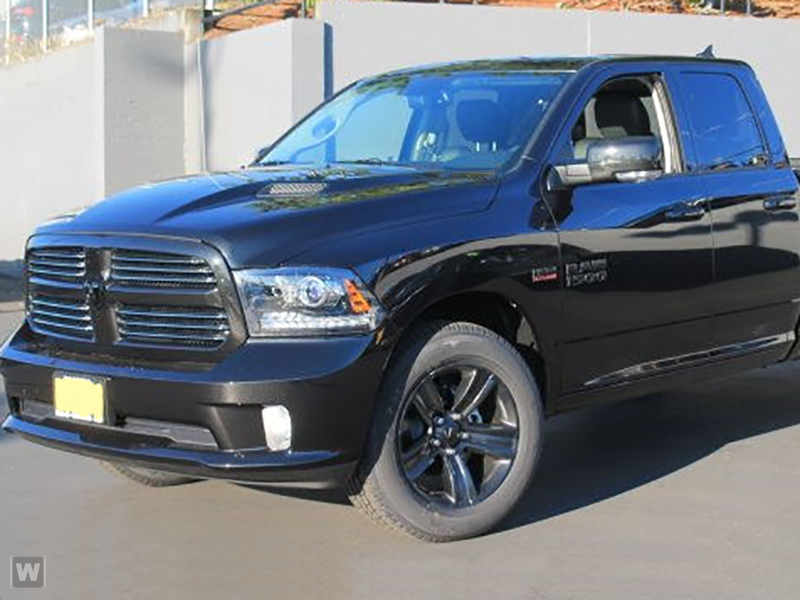 2018 Ram 1500 Quad Cab 4x4, Pickup #T1805 - photo 1