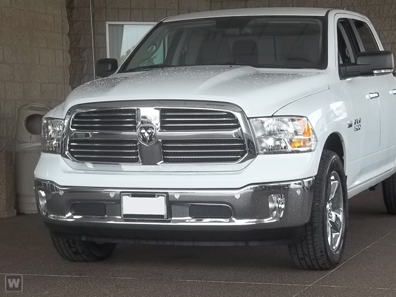 2018 Ram 1500 Crew Cab 4x4 Pickup #JS102455 - photo 1