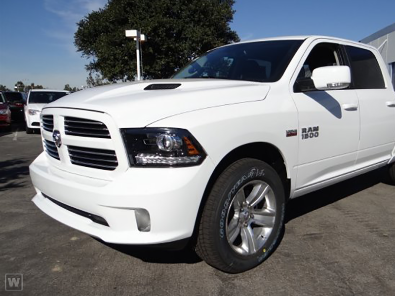2018 Ram 1500 Crew Cab 4x4, Pickup #J787 - photo 1