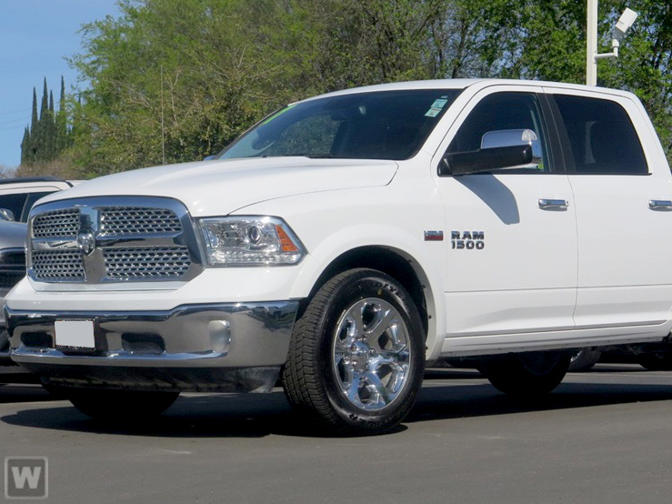 2018 Ram 1500 Crew Cab 4x4,  Pickup #3631 - photo 1