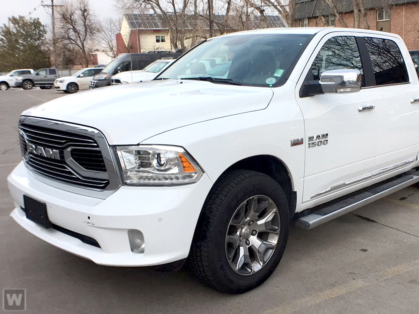2018 Ram 1500 Crew Cab 4x4 Pickup #A30175 - photo 1