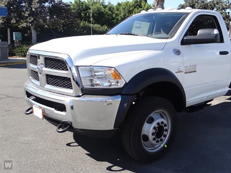 2018 Ram 4500 Regular Cab DRW 4x2,  Scelzi Service Body #JC289838 - photo 1