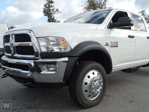2018 Ram 4500 Crew Cab DRW 4x2,  Cab Chassis #JC289622 - photo 1