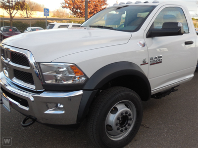 2017 Ram 5500 Regular Cab DRW 4x4,  Cab Chassis #TG645591 - photo 1