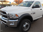 2017 Ram 5500 Regular Cab DRW 4x4,  Cab Chassis #1DF7270 - photo 1
