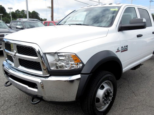 2018 Ram 5500 Crew Cab DRW 4x4, Cab Chassis #1DF8040 - photo 1