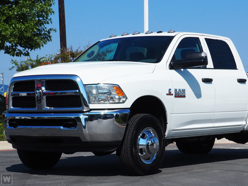 2018 Ram 3500 Crew Cab DRW 4x4,  Pickup #R1491 - photo 1