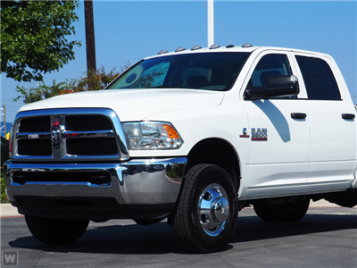 2018 Ram 3500 Crew Cab DRW 4x4, Pickup #R183002 - photo 1
