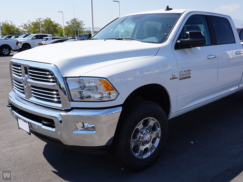 2018 Ram 3500 Crew Cab 4x4,  Pickup #DT18500 - photo 1