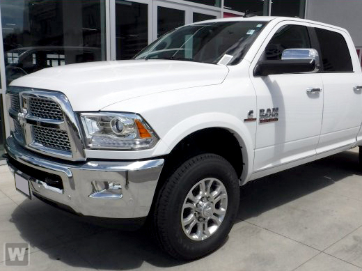 2018 Ram 3500 Crew Cab DRW 4x4 Pickup #JG164484 - photo 1