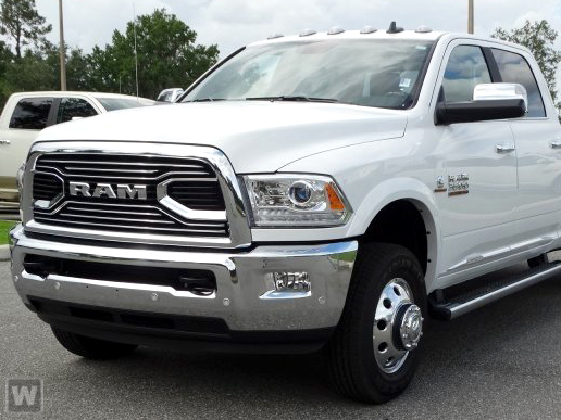 2018 Ram 3500 Crew Cab DRW 4x4,  Pickup #ND8468 - photo 1