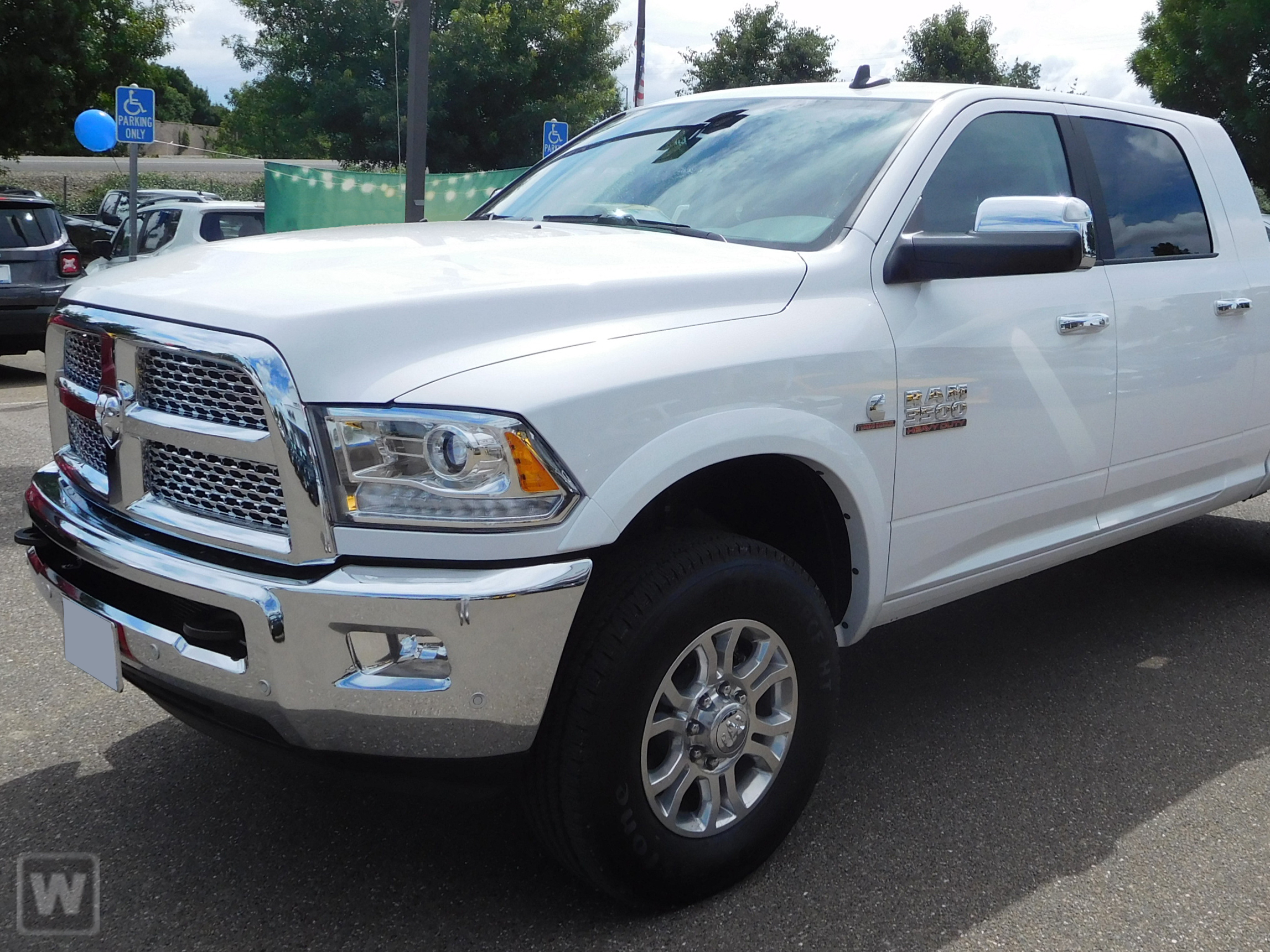 2018 Ram 3500 Mega Cab 4x4,  Pickup #R1555 - photo 1