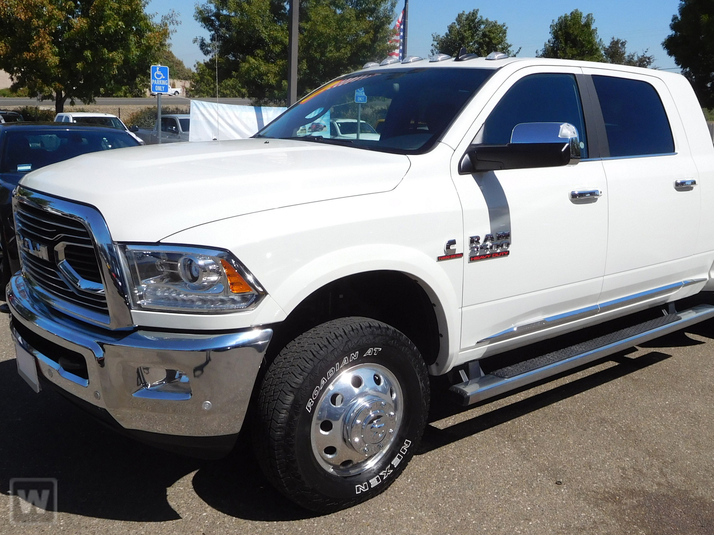 2018 Ram 3500 Mega Cab 4x4,  Pickup #4668 - photo 1
