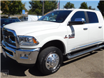 2018 Ram 3500 Mega Cab DRW 4x4,  Pickup #B81956D - photo 1