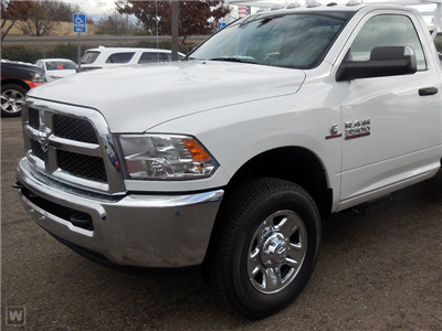 2018 Ram 3500 Regular Cab DRW 4x4,  Knapheide Value-Master X Platform Body #D181386 - photo 1