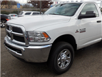 2018 Ram 3500 Regular Cab DRW 4x2,  Scelzi Contractor Body #53729D - photo 1