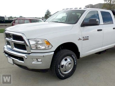 2018 Ram 3500 Crew Cab 4x2,  Cab Chassis #C16853 - photo 1
