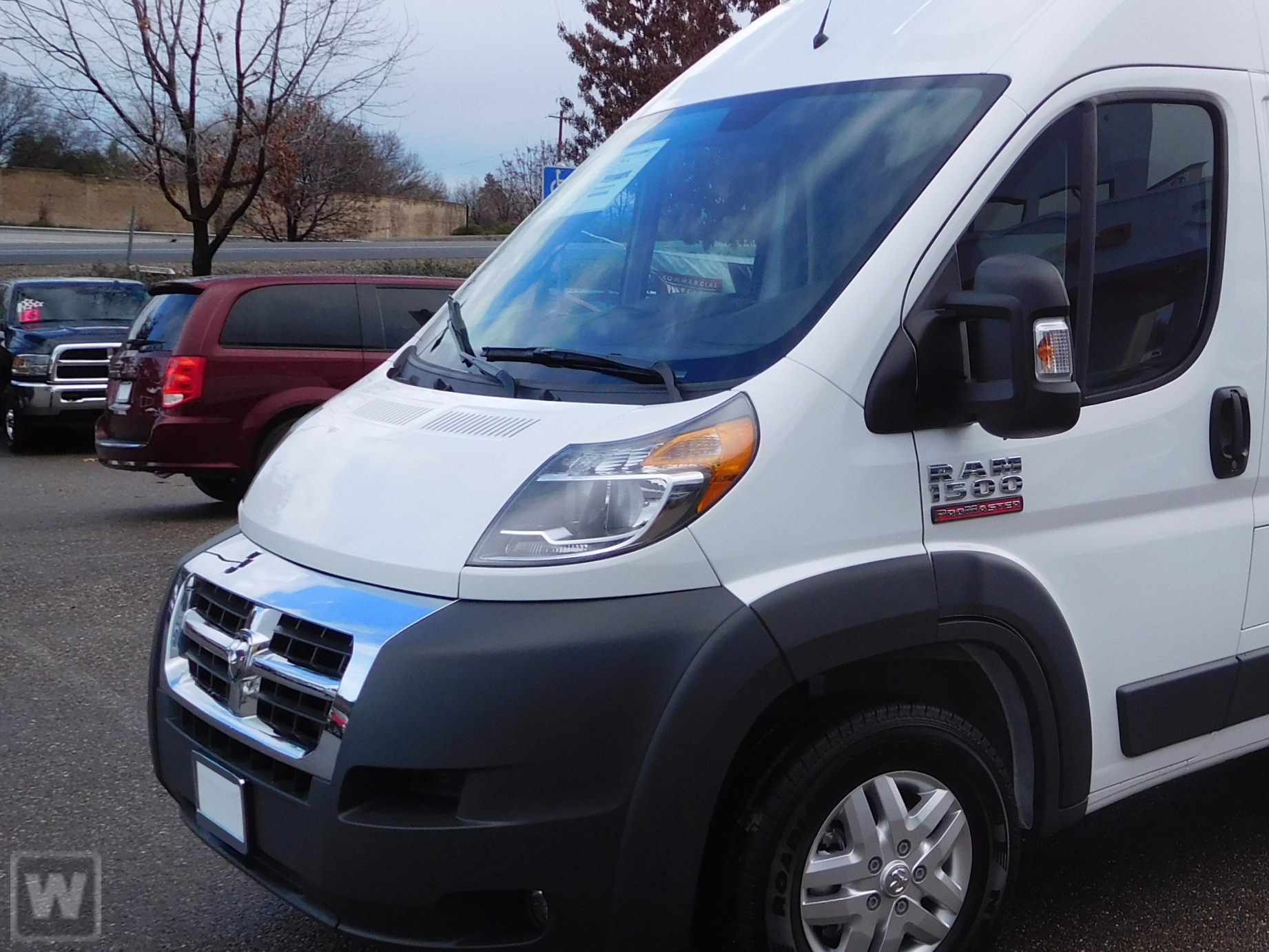 2017 ProMaster 1500 Cargo Van #1DF7181 - photo 1