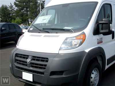 2018 ProMaster 2500 High Roof FWD,  Empty Cargo Van #GCD533 - photo 1