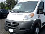 2018 ProMaster 2500 High Roof FWD,  Empty Cargo Van #JE100746 - photo 1