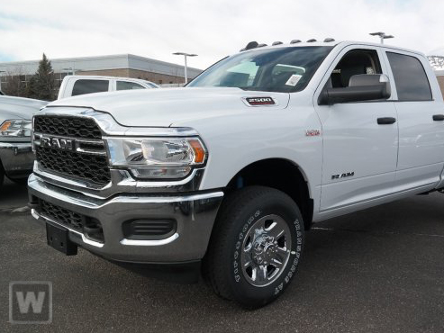 2019 Ram 2500 Crew Cab 4x4, Pickup #633936 - photo 1