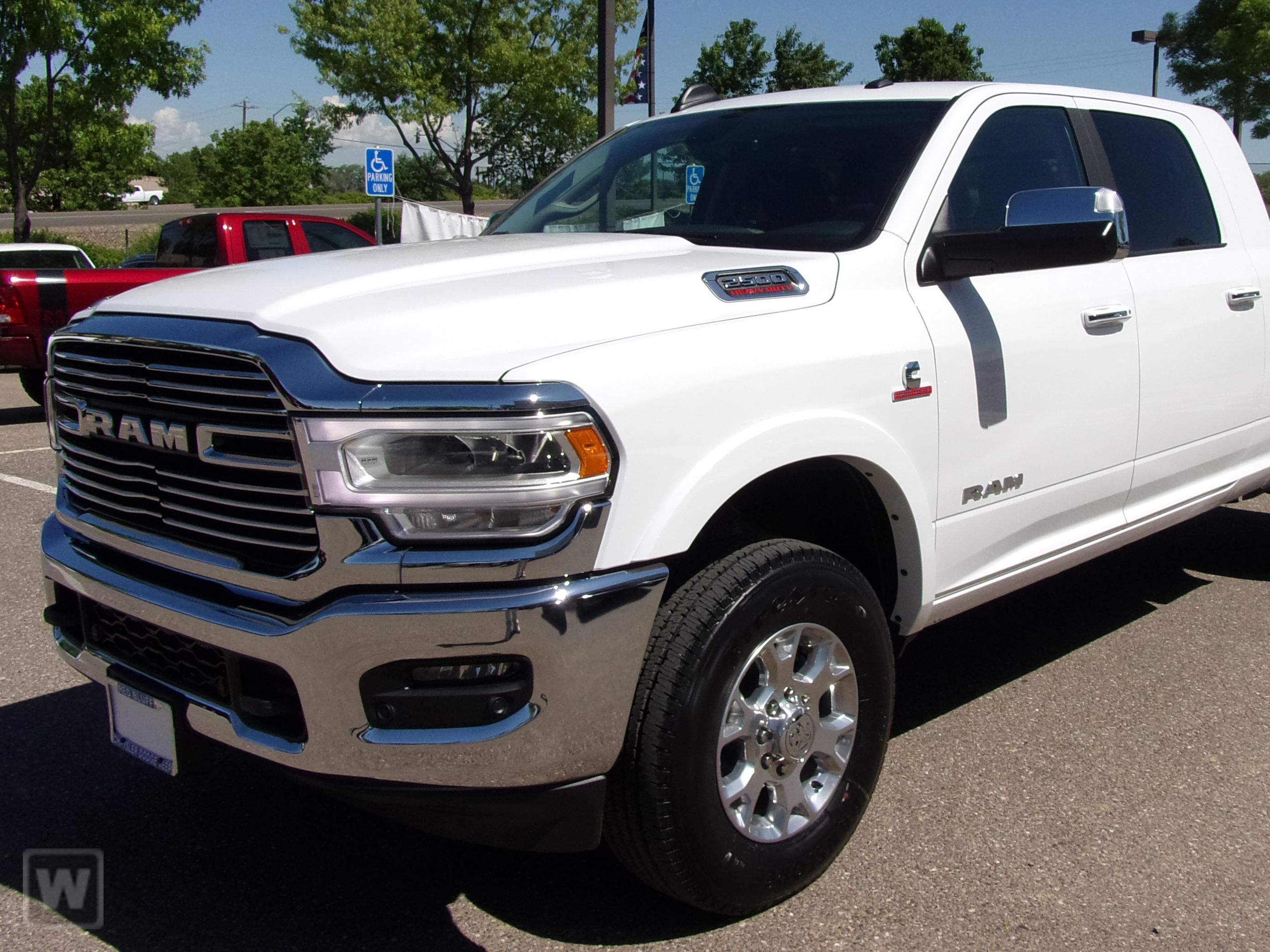 2019 Ram 2500 Mega Cab 4x4,  Pickup #KG604404 - photo 1