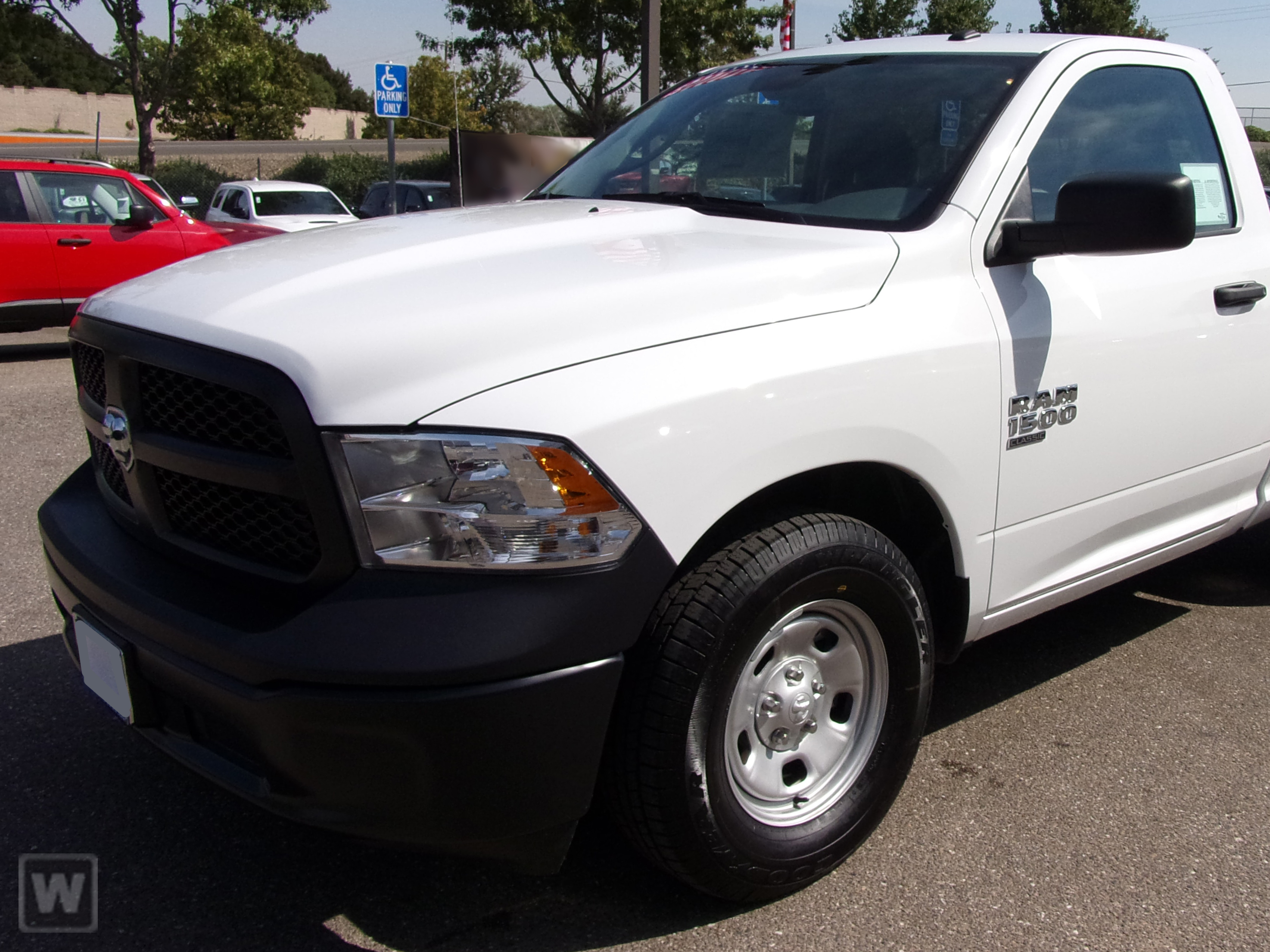 2019 Ram 1500 Regular Cab 4x2,  Pickup #KG507394 - photo 1