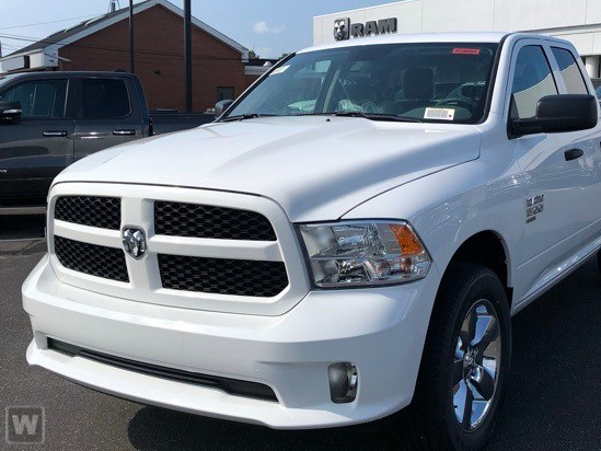 2019 Ram 1500 Quad Cab 4x4,  Pickup #635635 - photo 1