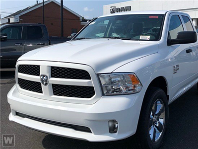 2019 Ram 1500 Quad Cab 4x4,  Pickup #~KS570396 - photo 1