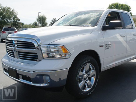 2019 Ram 1500 Quad Cab 4x4,  Pickup #23440 - photo 1