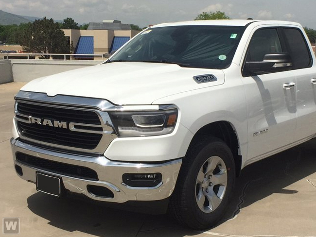 2019 Ram 1500 Quad Cab 4x4,  Pickup #KN542823 - photo 1