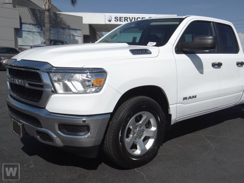 2019 Ram 1500 Quad Cab 4x4,  Pickup #595570 - photo 1