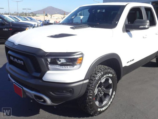 2019 Ram 1500 Quad Cab 4x4,  Pickup #KN670903 - photo 1