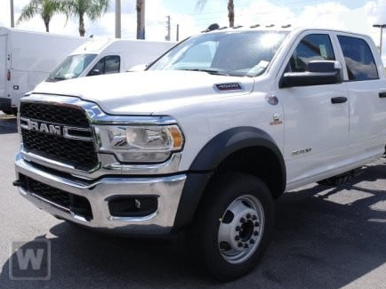 2019 Ram 4500 Crew Cab DRW 4x4,  Cab Chassis #1DF9064 - photo 1