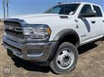 2019 Ram 5500 Crew Cab DRW 4x4,  Axton Truck Equipment Crane Body #KG540635 - photo 1