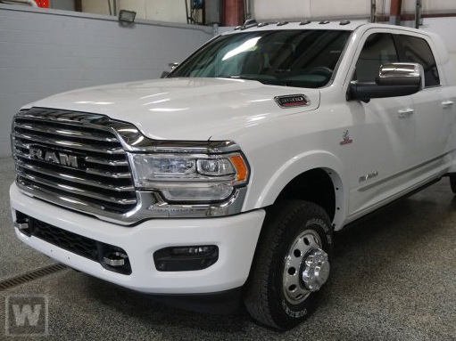 2019 Ram 3500 Mega Cab DRW 4x4, Pickup #KG668094 - photo 1