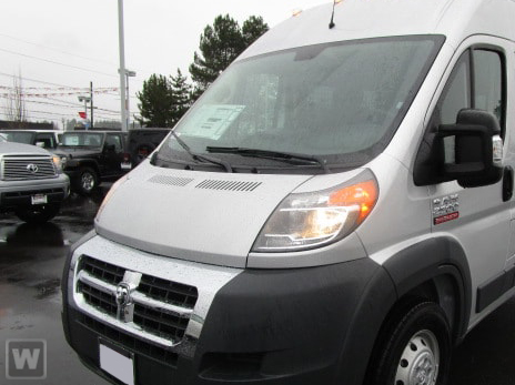 2019 ProMaster 2500 High Roof FWD,  Ram Truck Equipment Upfitted Cargo Van #KE538215 - photo 1