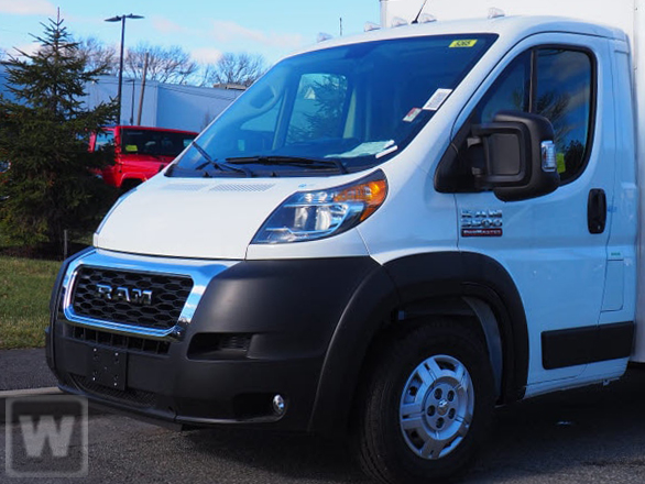 2019 ProMaster 3500 Standard Roof FWD,  Reading Aluminum CSV Service Utility Van #M191175 - photo 1