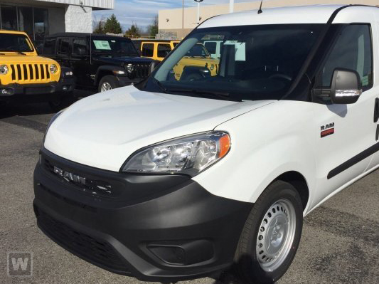 2019 ProMaster City FWD,  Empty Cargo Van #K1867 - photo 1