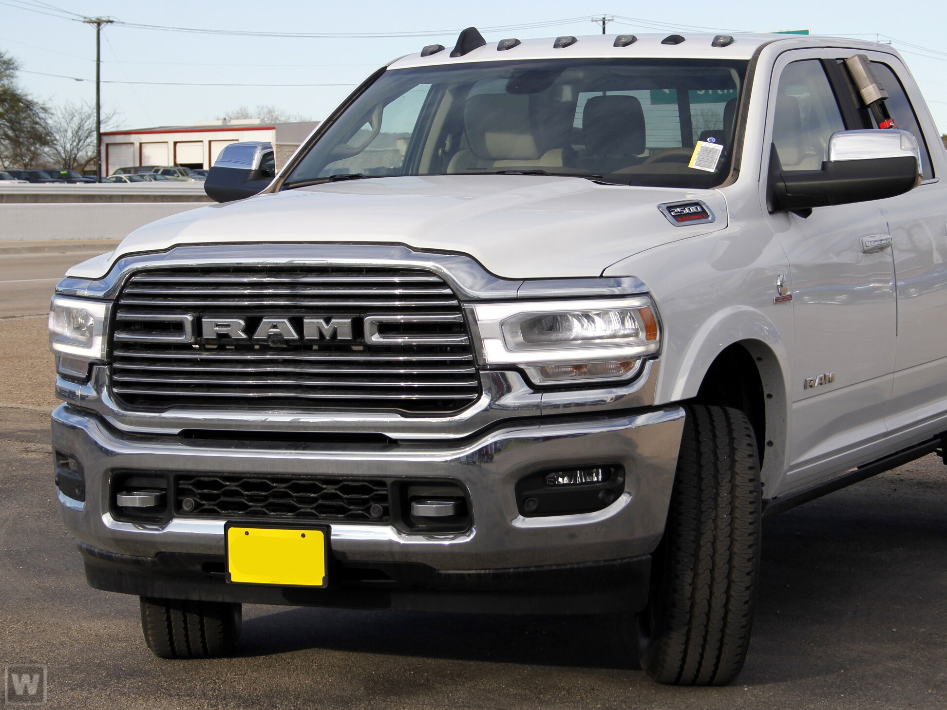 2020 Ram 2500 Crew Cab 4x4, Pickup #620966 - photo 1