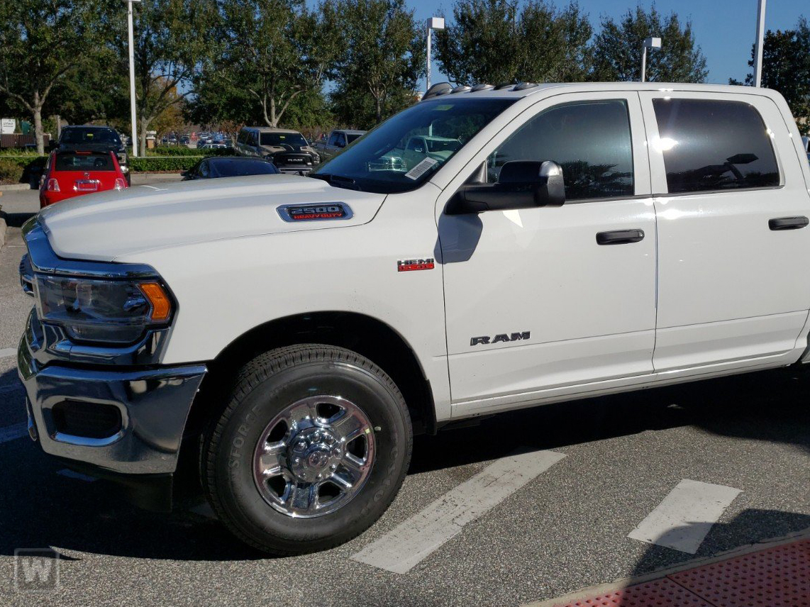 2020 Ram 2500 Crew Cab 4x4, Pickup #D200571 - photo 1