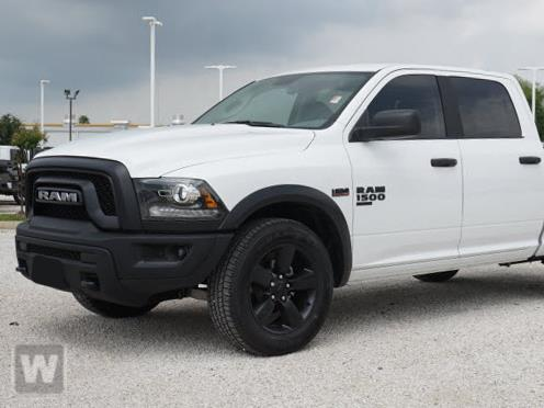 2020 Ram 1500 Crew Cab 4x4, Pickup #D200583 - photo 1