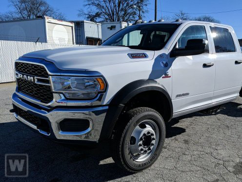 2020 Ram 4500 Crew Cab DRW 4x2, Scelzi Contractor Body #RM22958 - photo 1